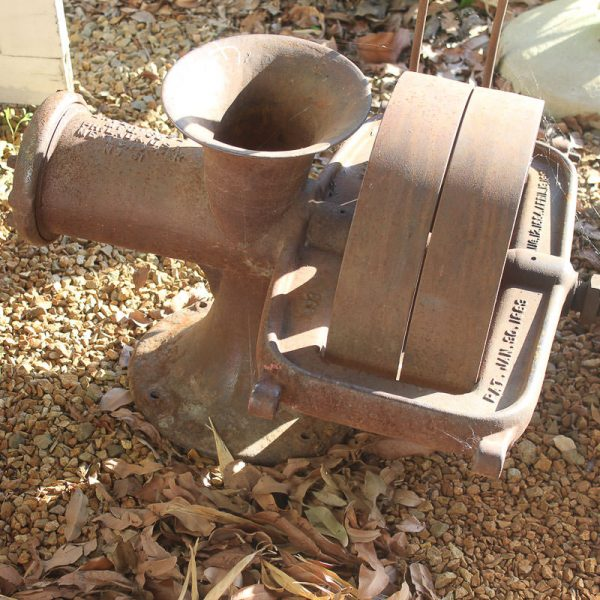 Mincer Made in England-1893