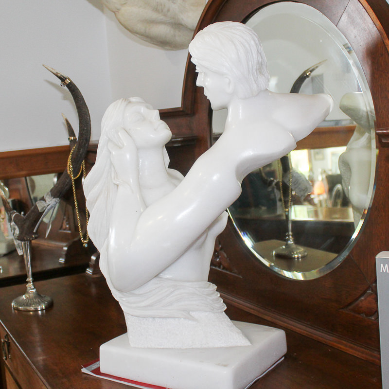 Antique Marble Sculpture