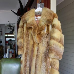 Rare & Exotic Fur Coats