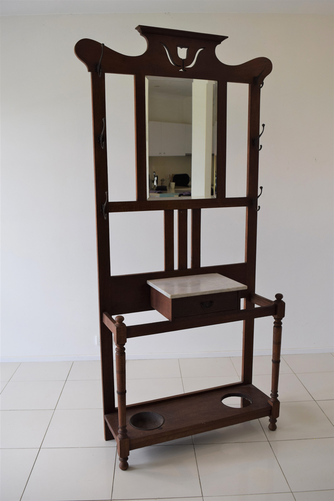 Entrance Hall, Umbrella stand, plant stand,Hat Stand, Silky Oak
