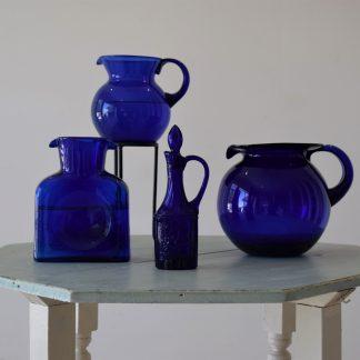 Decorative-cobalt-blue