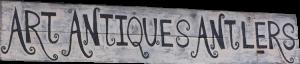 Art Antiques Antlers logo